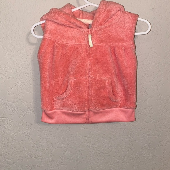 Baby girl Sweater vest
